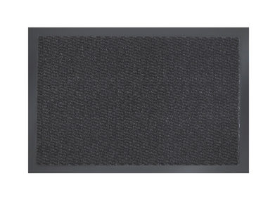 OTIRAČ ZA OBUĆU - Antracit, Konvencionalno, Tekstil/Plastika (60/80cm) - Boxxx