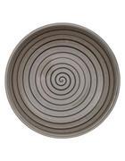Pastateller - Weiß/Grau, Design, Keramik (23,5cm) - Villeroy & Boch