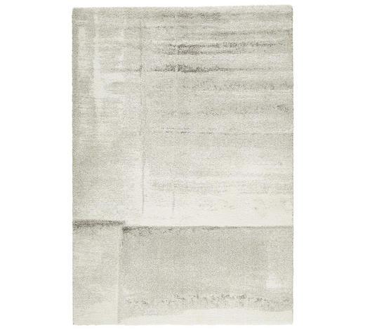 WEBTEPPICH  160/230 cm  Creme, Silberfarben   - Silberfarben/Creme, Basics, Textil (160/230cm) - Novel