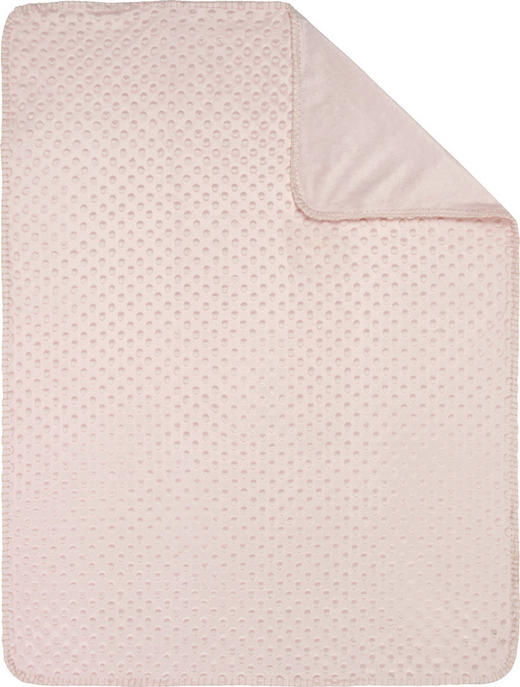 SCHMUSEDECKE - Pink, Basics, Textil (75/100/cm) - My Baby Lou