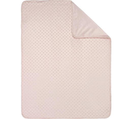 SCHMUSEDECKE  - Pink, Basics, Textil (75/100cm) - My Baby Lou