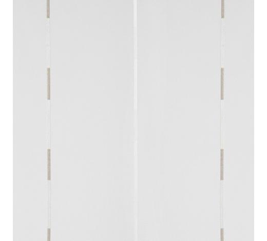 ZÁCLONA  (běžný metr) - šedá, Konvenční, textil (280cm) - Esposa