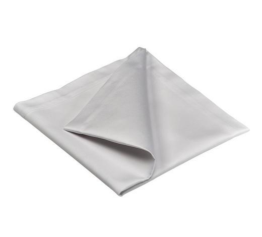 Serviette 2er Pack 50/50 cm   - Weiß, Basics, Textil (50/50cm) - Curt Bauer