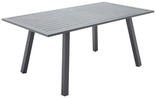 LOUNGETISCH 150/82/66 cm - Anthrazit, MODERN, Metall (150/82/66cm) - Amatio
