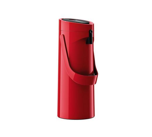 TERMOSKA - červená, Basics, kov (15/15/37cm) - Tefal