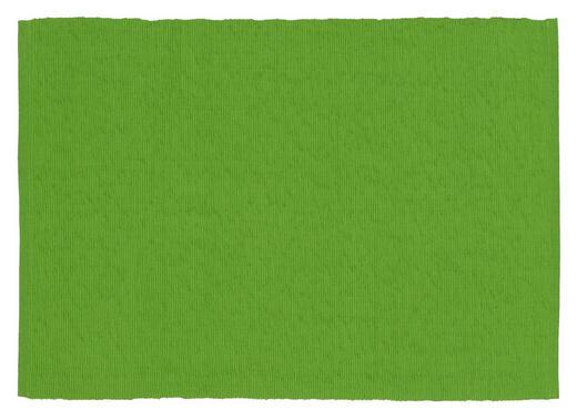 TISCHSET Textil - Grün, Basics, Textil (33/45cm) - Boxxx