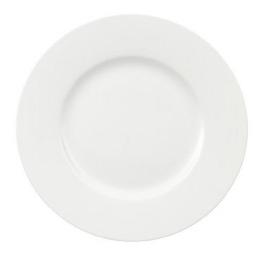 FRÜHSTÜCKSTELLER Keramik Bone China - Weiß, Basics, Keramik (22cm) - Villeroy & Boch