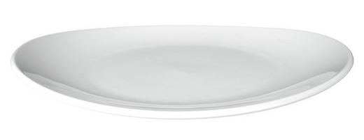SPEISETELLER Keramik Porzellan - Weiß, Basics, Keramik (25cm) - Seltmann Weiden