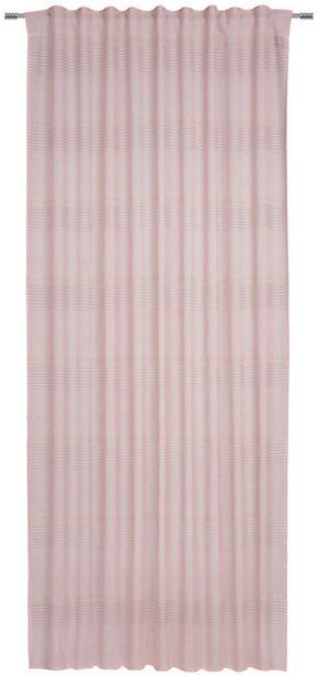 GARDINLÄNGD - rosa, Basics, textil (140/245cm) - Esposa