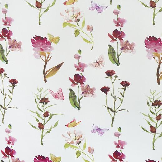 VORHANGSTOFF per lfm Verdunkelung - Multicolor, KONVENTIONELL, Textil (150cm) - Esposa