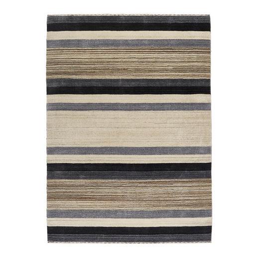 ORIENTTEPPICH  70/140 cm  Beige, Grau, Schwarz - Beige/Schwarz, Basics, Textil (70/140cm) - Esposa