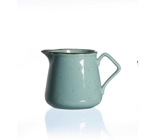 KRUG    - Blau/Braun, Keramik (12/7/9cm) - Ritzenhoff Breker