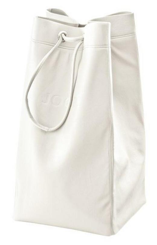 WÄSCHESACK - Weiß, Basics, Kunststoff/Textil (32/70/36cm) - JOOP!