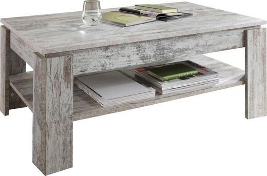COUCHTISCH rechteckig Pinienfarben - Pinienfarben, Design, Holzwerkstoff (110/65/47cm) - Carryhome