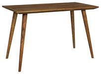ESSTISCH in Holz 120/60/76 cm   - Sheeshamfarben, Design, Holz (120/60/76cm) - Carryhome