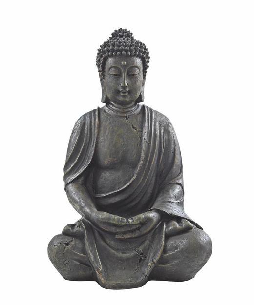 BUDDHA - LIFESTYLE, Kunststoff (26/40cm)