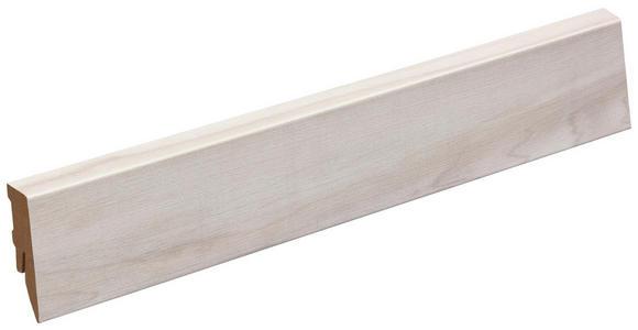 SOCKELLEISTE Olivgrün  - Olivgrün, Basics, Holzwerkstoff (200/5/1,8cm) - Venda