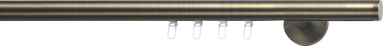 RUNDSTANGE 160 cm - Bronzefarben, Basics, Metall (160cm) - Homeware