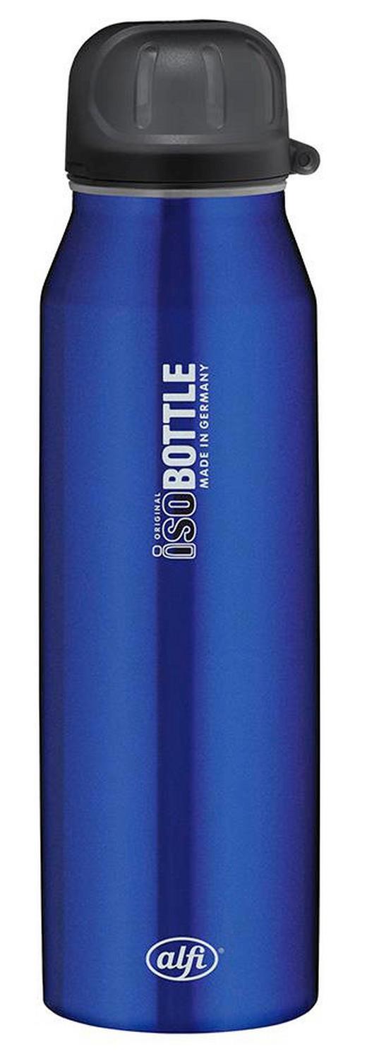 ISOLIERFLASCHE 0,5 l - Blau, Basics, Metall (0,5l) - Alfi