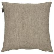 KISSENHÜLLE 41/21/3 cm - Taupe/Hellbraun, Basics, Textil (41/21/3cm) - Linum