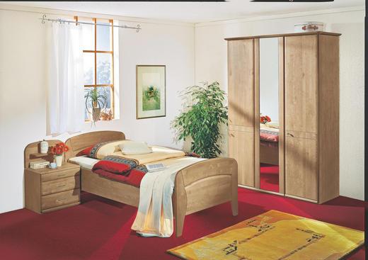 EINZELZIMMER Erlefarben - Erlefarben, KONVENTIONELL, Holz (100/200cm) - Venda