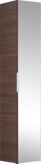 HOCHSCHRANK - Braun, Design, Glas/Holzwerkstoff (30/168/33cm) - Dieter Knoll