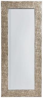 SPIEGEL - Silberfarben, LIFESTYLE, Glas/Holzwerkstoff (75/175/3,5cm) - Xora