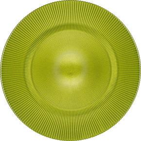 UNDERTALLRIK - grön, Klassisk, glas (34  cm) - Novel