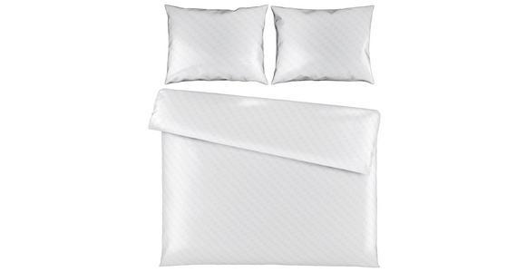 BETTWÄSCHE 200/200 cm  - Weiß, Basics, Textil (200/200cm) - Ambiente