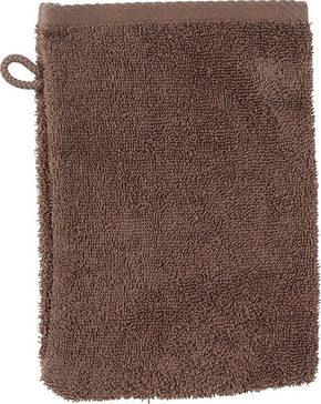 TVÄTTHANDSKE - mullvadsfärgad/gråbrun, Klassisk, textil (16/22cm) - Esposa