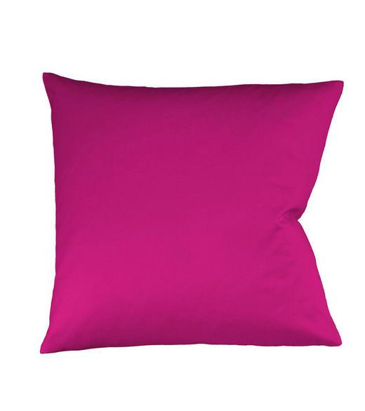 KISSENHÜLLE Pink 40/40 cm - Pink, Basics, Textil (40/40cm) - Fleuresse
