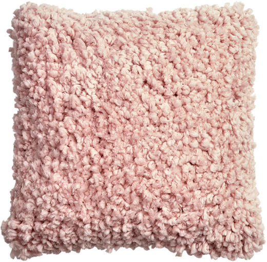 ZIERKISSEN - Rosa, Basics, Textil (50/50cm)