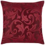 Zierkissen Adelisa - Rot, ROMANTIK / LANDHAUS, Textil (40/40cm) - James Wood