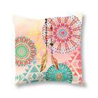 KISSENHÜLLE Multicolor 50/50 cm - Multicolor, Textil (50/50cm)
