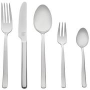 BESTECKSET  60-teilig  Edelstahl   - Silberfarben, Basics, Metall - Zwilling