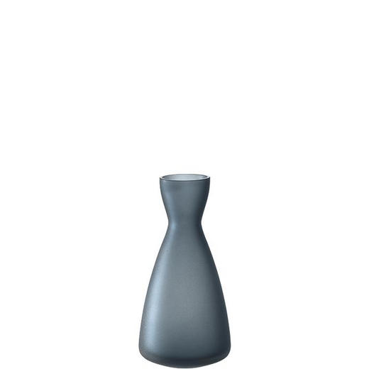 VASE 14,00 - Blau, Basics, Glas (6,9/14/6,9cm) - Leonardo