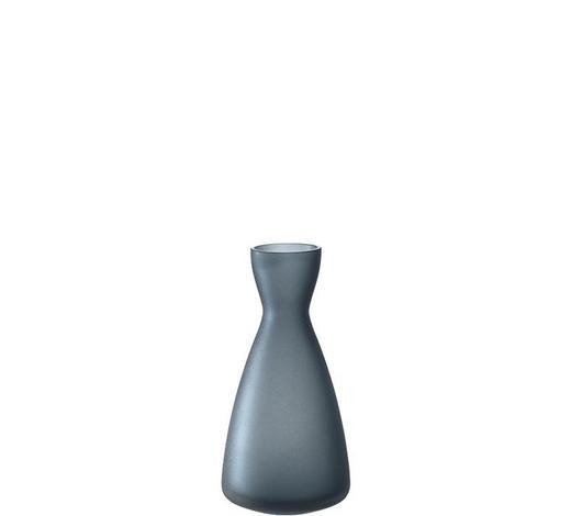 VASE 14,00 cm  - Blau, Basics, Glas (6,9/14/6,9cm) - Leonardo