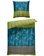 POSTELJNINA BIBI - modra, Konvencionalno, tekstil (140/200cm) - Bassetti