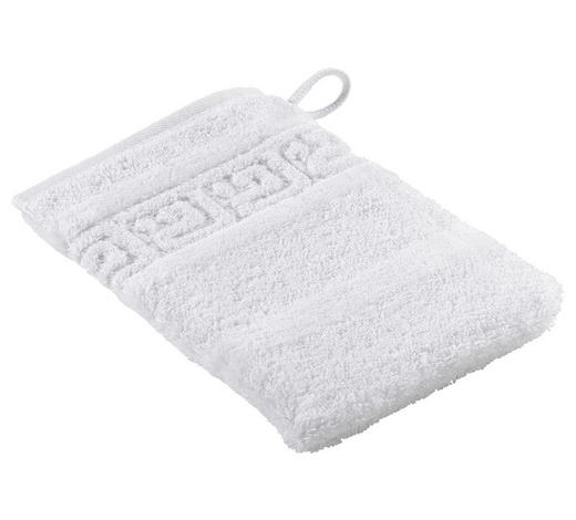 ŽÍNKA, bílá - bílá, Basics, textil (16/22cm) - Cawoe