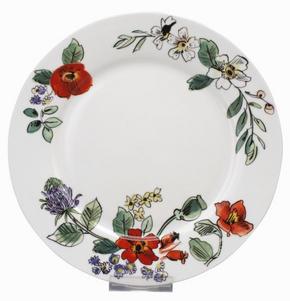 MATTALLRIK - multicolor, Basics, keramik (26,5cm) - Landscape
