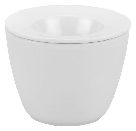 EIERBECHER Keramik - Weiß, KONVENTIONELL, Keramik (8,2/8,2/7,8cm) - Seltmann Weiden