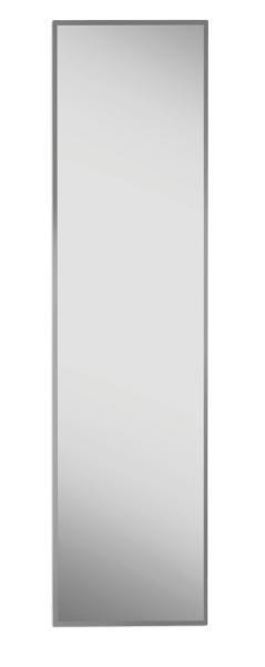 OGLEDALO - boje srebra, Design (35/140/0,3cm) - BOXXX