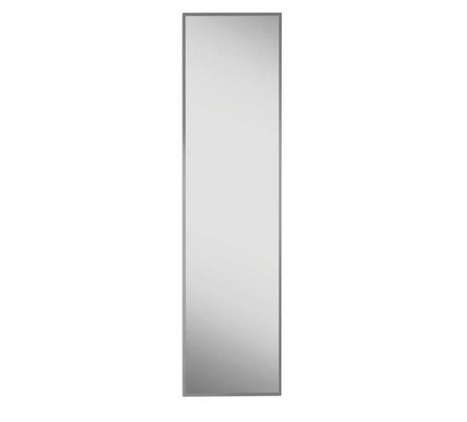 ZRCADLO, 35/140/0,3 cm,  - barvy stříbra, Design (35/140/0,3cm) - Boxxx