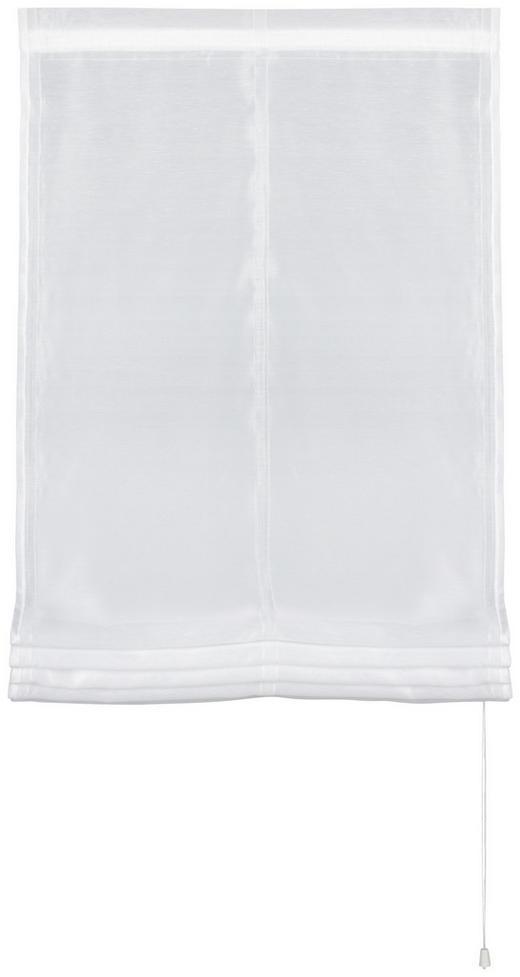 RAFFROLLO - Weiß, Design, Textil (100/130cm) - Novel