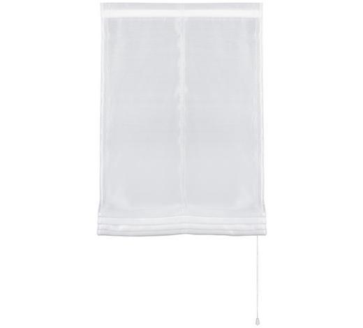 RAFFROLLO - Weiß, Design, Textil (80/130cm) - Novel