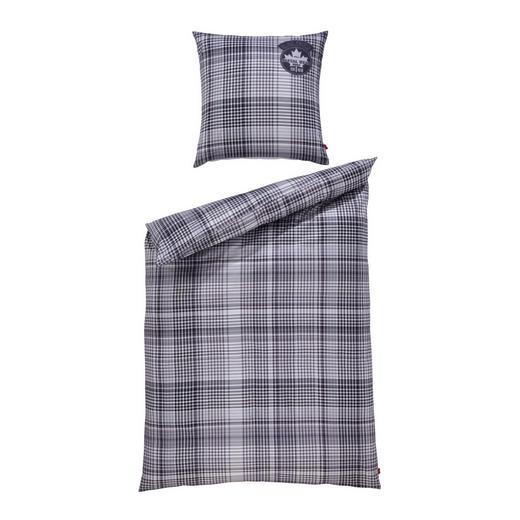 BETTWÄSCHE Satin Grau 135/200 cm - Grau, Design, Textil (135/200cm) - S. Oliver