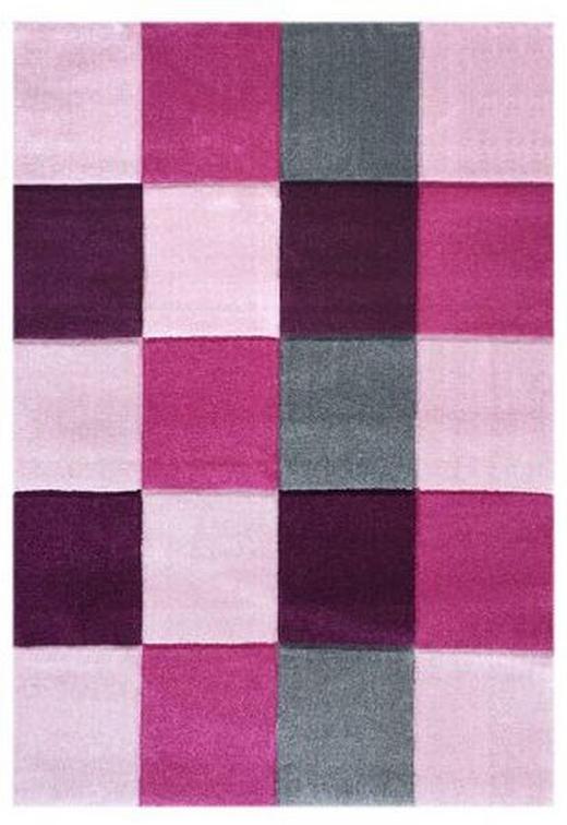KINDERTEPPICH  160/230 cm  Akaziefarben, Multicolor, Rosa - Multicolor/Rosa, Basics, Textil (160/230cm)