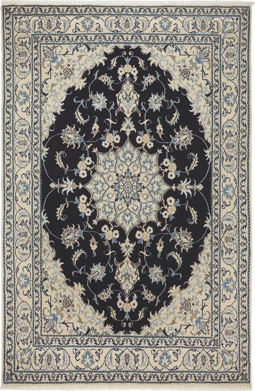 ORIENTALISK MATTA - blå, Klassisk, ytterligare naturmaterial (125/200cm) - ESPOSA