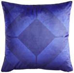 KISSENHÜLLE Blau  - Blau, Design, Textil (45/45cm) - Novel