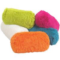 Kissenrolle - Pink/Petrol, Trend, Textil (19/43cm) - Boxxx
